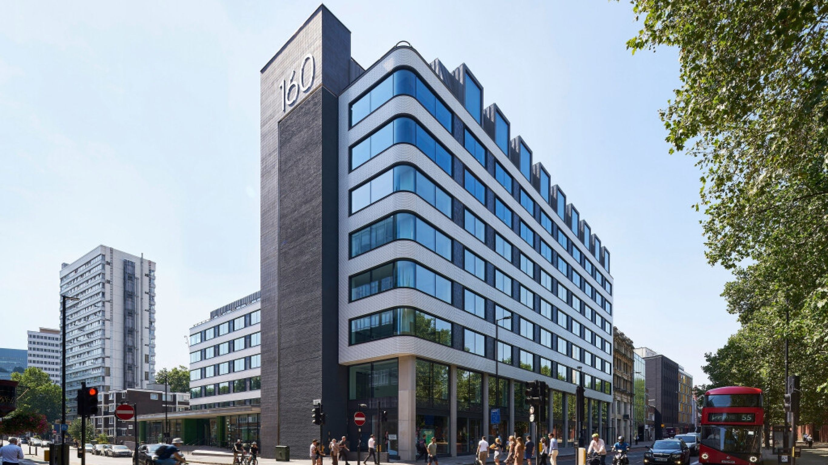 160 Old Street wins two awards at BCO 2020
