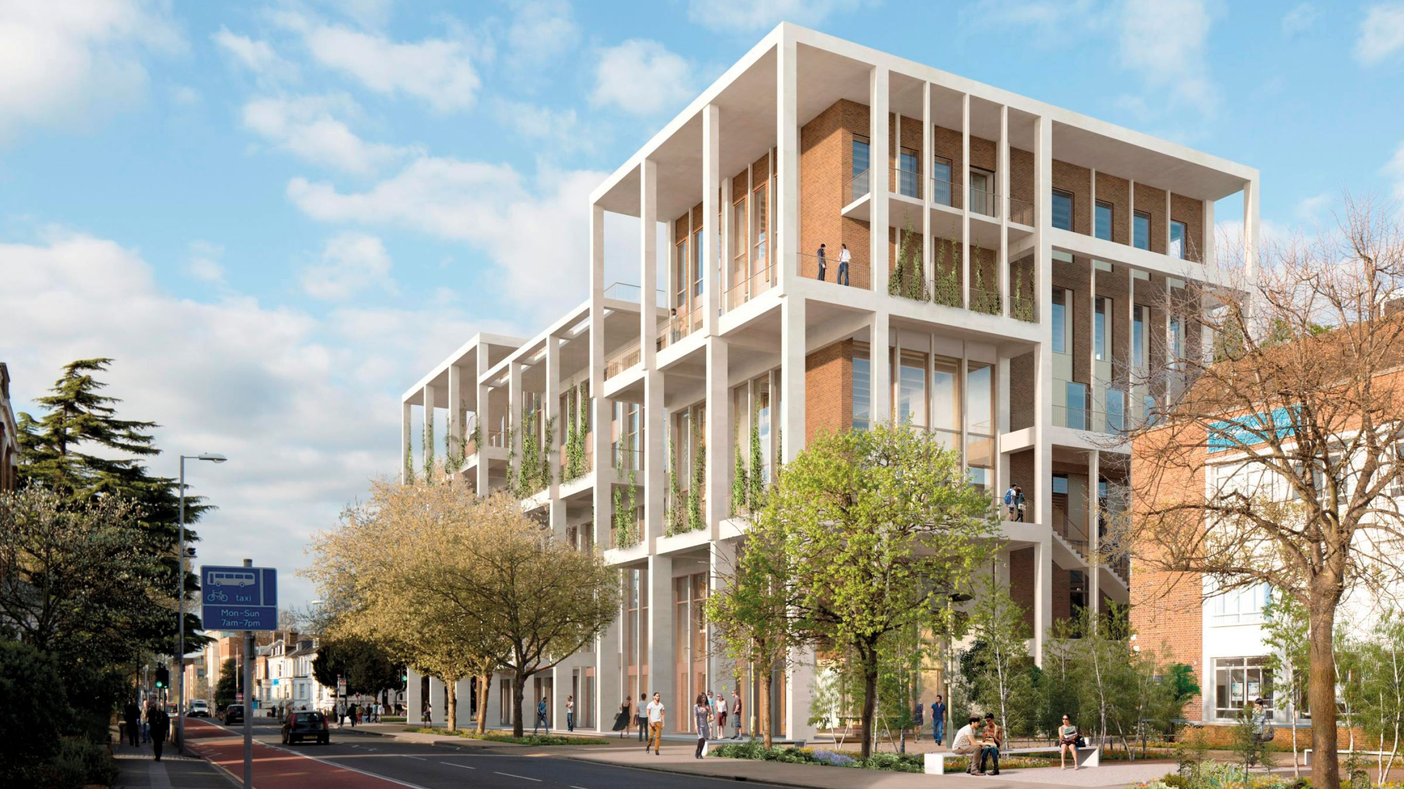 Kingston University Town House wins RIBA Stirling Prize 2021
